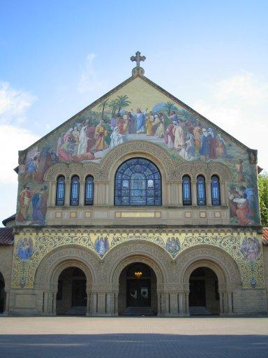 史丹佛大學-紀念教堂