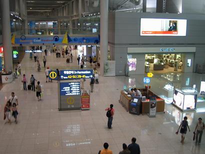 仁川機場(2)