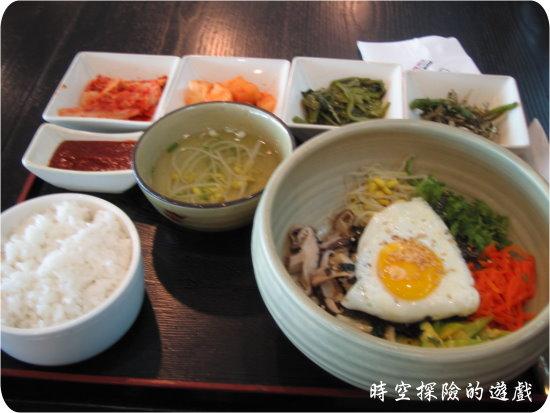韓式拌飯(1)