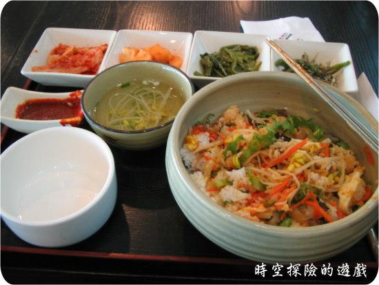 韓式拌飯(2)