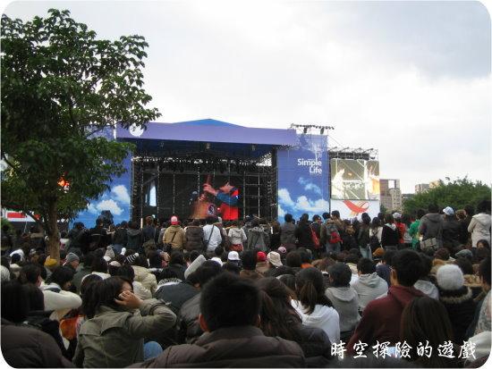 簡單生活節2008:天空舞台(盧廣仲)