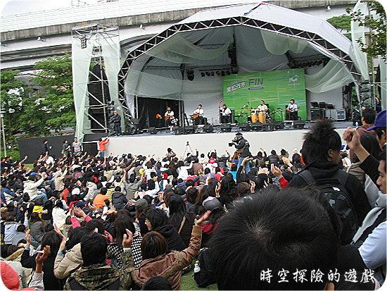 簡單生活節2008:綠意舞台