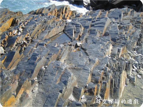豆腐岬岩石