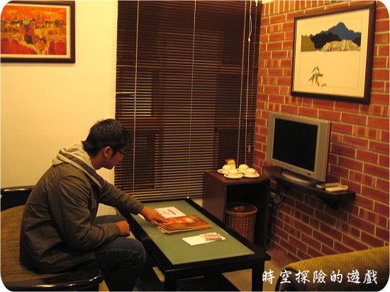宜蘭福泰冬山厝:家庭套房小客廳