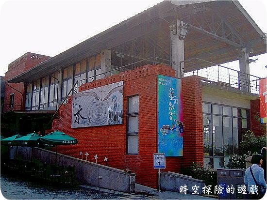 國立傳統藝術中心:觀景廳(2F)