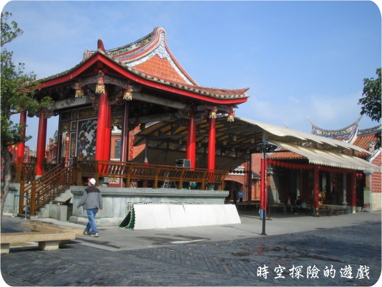 國立傳統藝術中心:文昌祠