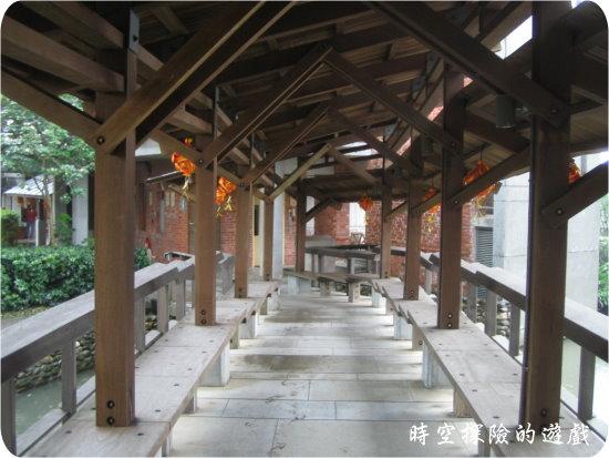 福泰冬山厝:迴廊