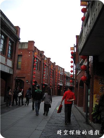 國立傳統藝術中心:民藝街坊
