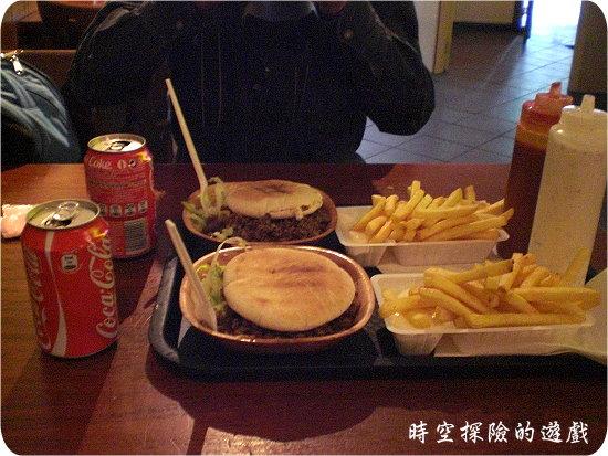 鹿特丹:Mac El Aviv餐廳的套餐