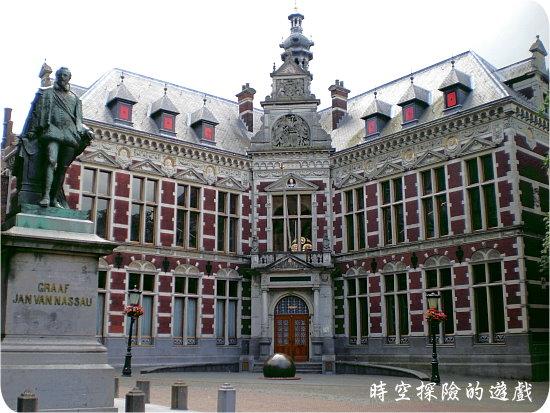 Academiegebouw(烏特勒支大學禮堂)