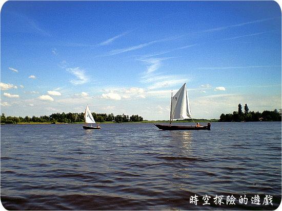 羊角村:Bovenwijde湖