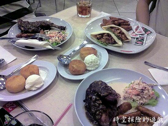 Rasamas:其他人點的餐