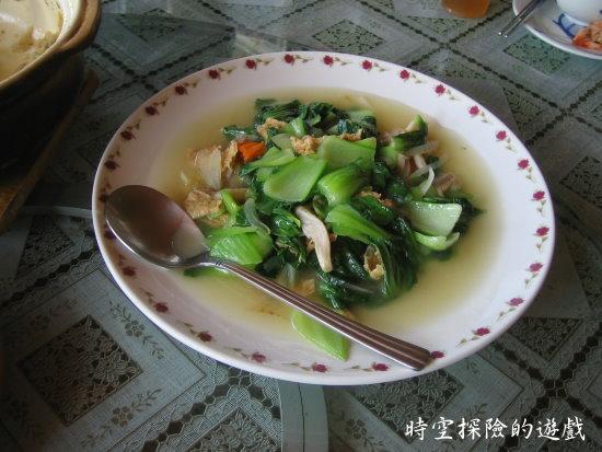 南非美食小屋:燴台灣海鮮季節時菜