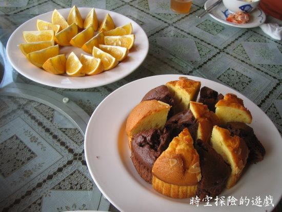 南非美食小屋:水果與馬芬蛋糕