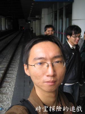 火車月台(偽)