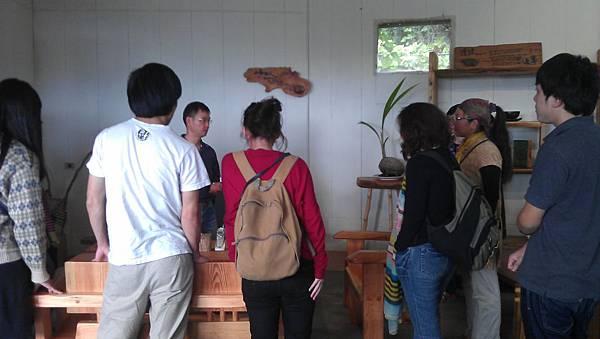 國立台北藝術大學傳統藝術研究中心來訪