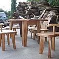一桌六椅組