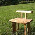 單人椅(平版腳)