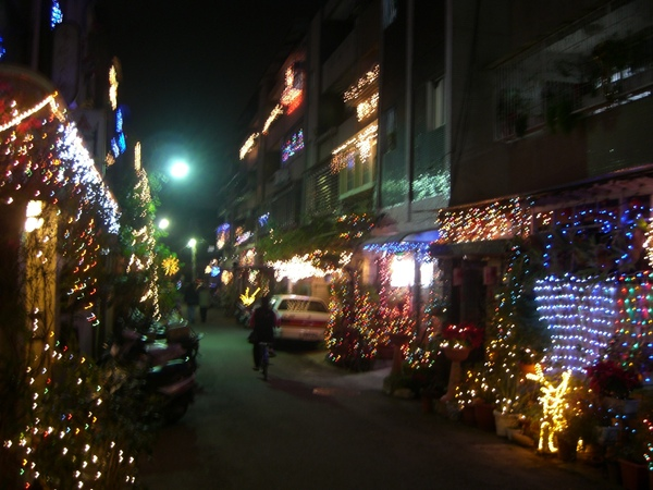 聖誕街景4