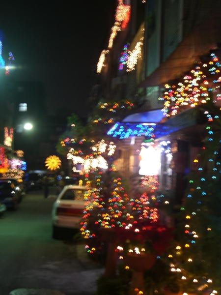 聖誕街景6