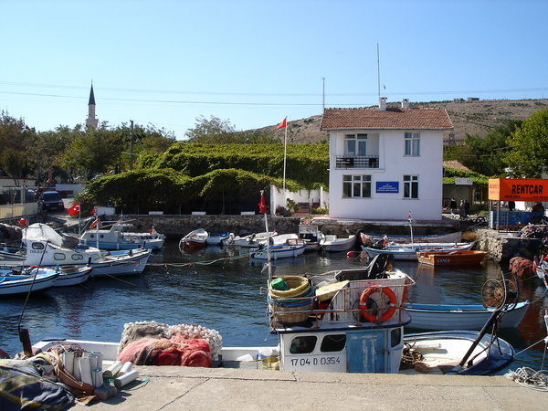 Bozcaada Harbour
