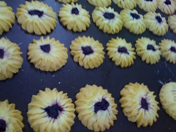 奶油菊花藍莓.JPG