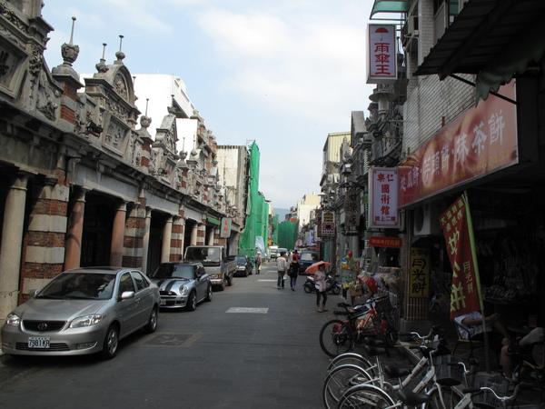 大溪老街 一景