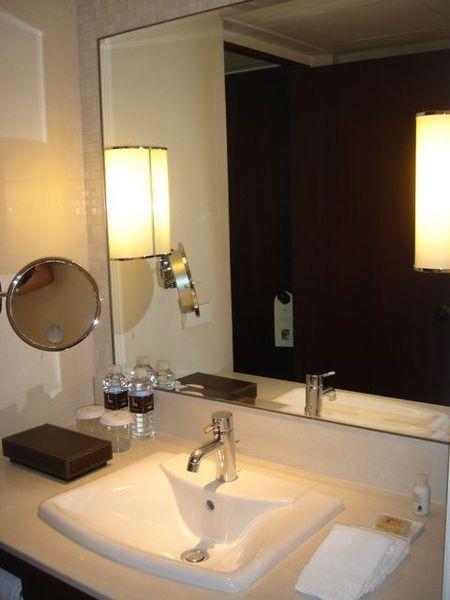 浴室化妝台