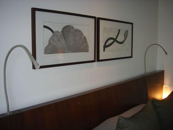 床頭掛的意境畫