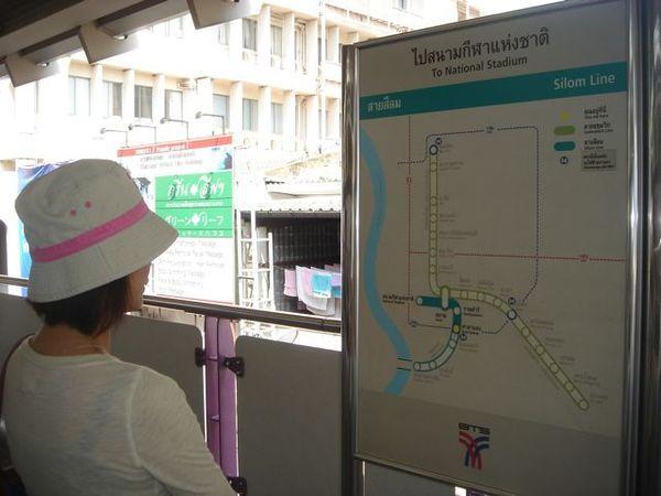 曼谷捷運BTS
