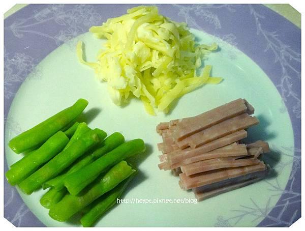 里肌肉料理II~火腿乳酪捲1.jpg