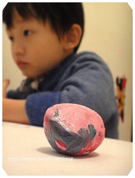 親遊~彩繪石頭12