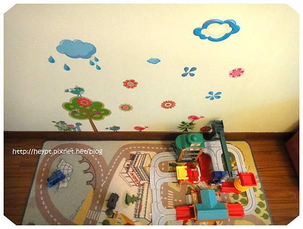 兒童房大改造12