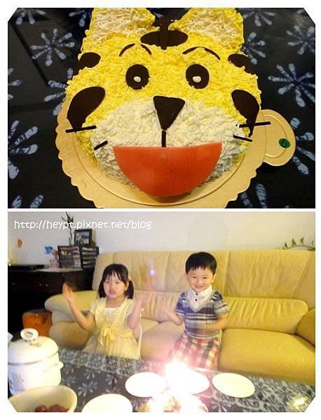 丞丞四歲生日10