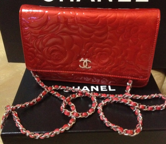 Chanel-Red-Camellia-WOC-Bag