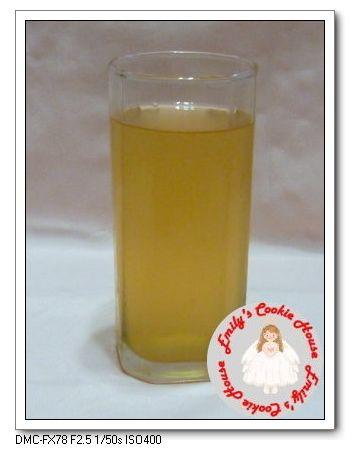 檸檬蜂蜜綠茶 0715