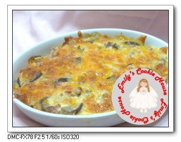 雞丁奶油焗烤飯 0502.jpg
