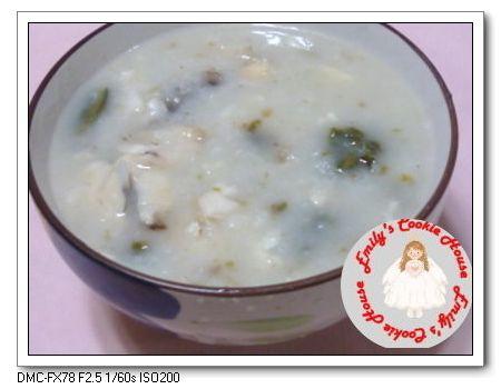 皮蛋魚片粥 1227