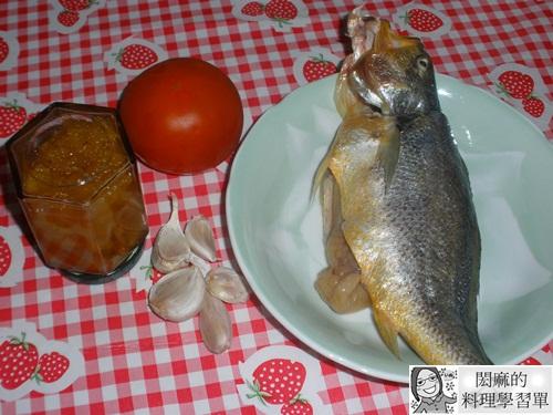 1020330鳳梨片醬黃魚-1