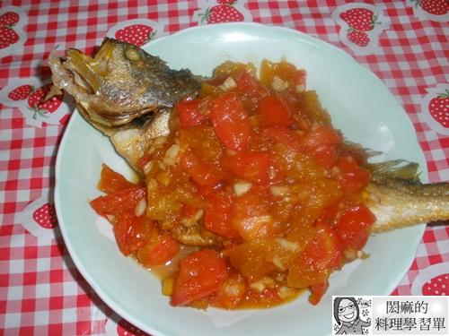 1020330鳳梨片醬黃魚-6