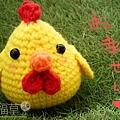 初階-小公雞吊飾