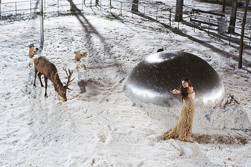 Tsai Ming Liang(2009)_the visage_deer