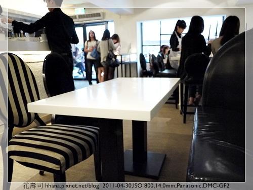 20110430 Dazzling Cafe