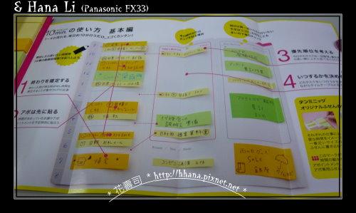 20090930 Kanmido時間管理貼紙