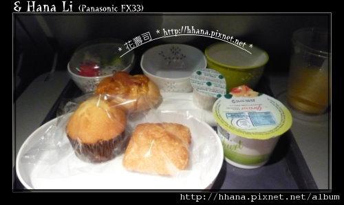 20100411 飛機早餐