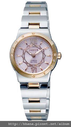 CITIZEN 光動能璀璨風華腕錶