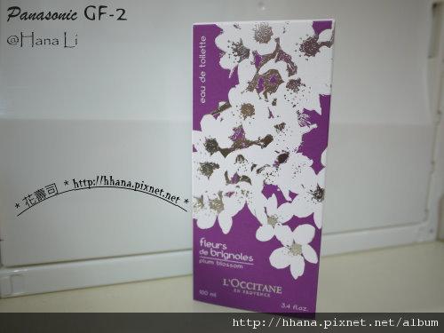 20110213 李花淡香水
