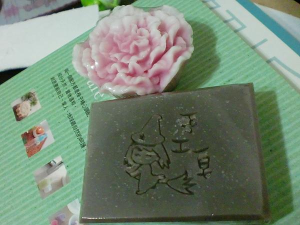 紫草鮮奶皂