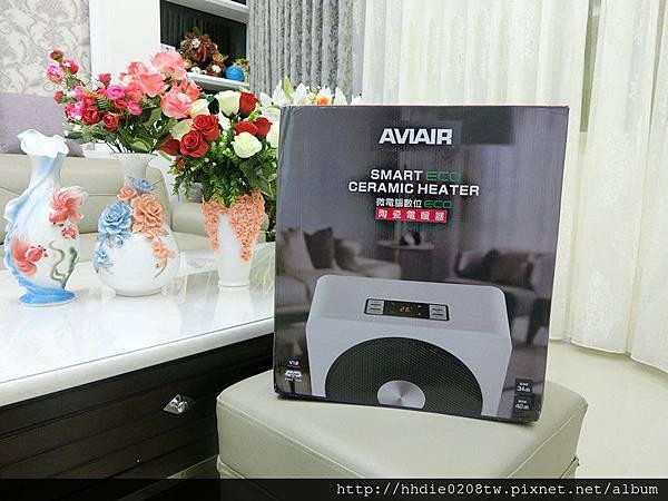 AVIAIR 微電腦數位ECO陶瓷電暖器(V12) (24)