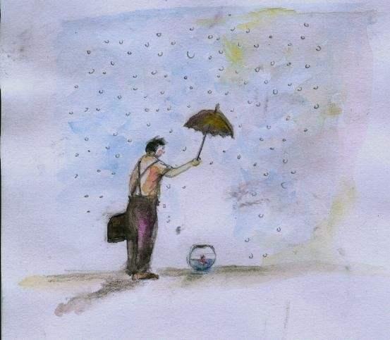 魚缸與男人.jpg